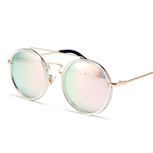 Lunettes Version Avant Trend de Lunettes de D des garde Couleur de Lunettes Sunglasses Street Soleil A Soleil coréenne X489 la Pxf5xnq6