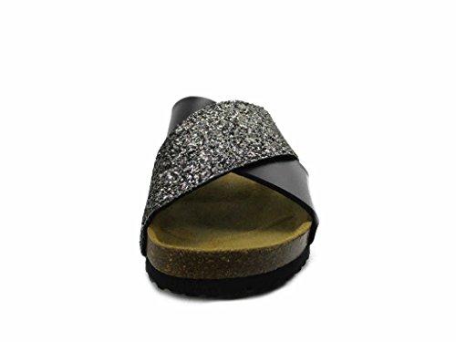LONGO 1008093-0 Schwarz/Bronze Schwarz