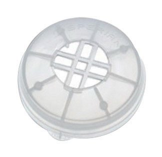 Honeywell Retainer For Attaching Prefilter to S Series Air Purifying Respirator Mask Cartridges (2 Per Package)
