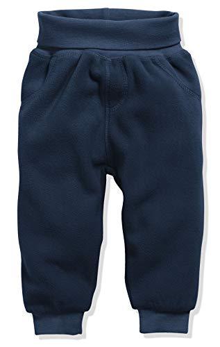 Schnizler Baby Pumphose Fleece mit Strickbund Pantaloni Sportivi Unisex-Bimbi 1