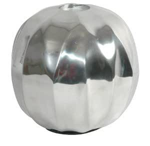 Candelabro Shine teelichh Edad Diya Pulido Aluminio 19x 19cm