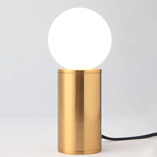 GJ Iron Art Plug In Read Desk Bedroom Headboard Jobs Eye Protection Table Lamp GJV by GJ