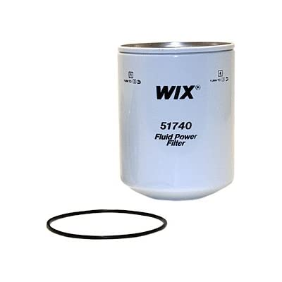 WIX Filters - 51740 Heavy Duty Spin-On Hydraulic Filter, Pack of 1: Automotive