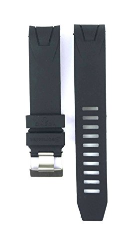 tch Band Strap For Seamaster Planet Ocean 98000144 For 41mm Case Watches 476OMG (Seamaster Planet Ocean Rubber Strap)