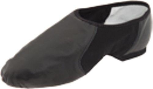 Bloch Dance Neo-Flex Jazz Shoe S0495L, Black, 9 M US