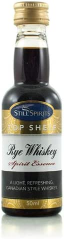 Rye Whiskey Flavor Profile (Top Shelf Flavoring) - 3 Bottles