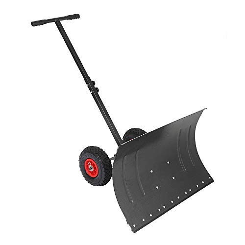 Tuffiom Wheeled Snow Shovel