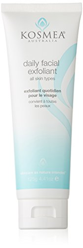KOSMEA Daily Facial Exfoliant, 125 GR
