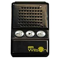Wilson Recorder With Volume Control