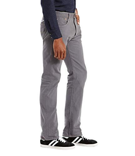 Levi's Dark Dye Men's Original Jeans 501 Garment Charcoal 0qy07pwIr1