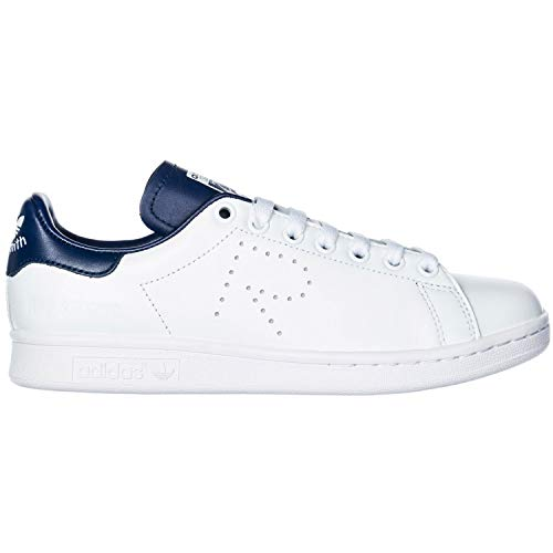 adidas by RAF Simons Men's Stan Smith Footwear White/Night Sky/Footwear White 7.5 D UK D (M)