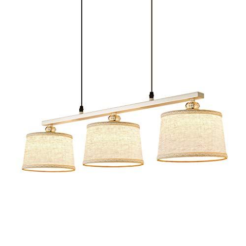 Modern Nordic 3-Head Chandelier Restaurant Lamp Hotel European Pastoral Creative Lamps Simple Living Room Home Pendant Lamp