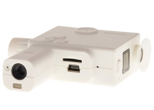 Fuuvi Bee Camera White by Toy Bee digital 8mm movie (Image #1)