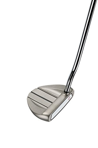 Odyssey Hot Pro 2.0 V-Line Putter (White), Right Hand, 35-Inch, Standard Grip (Callaway Putters)