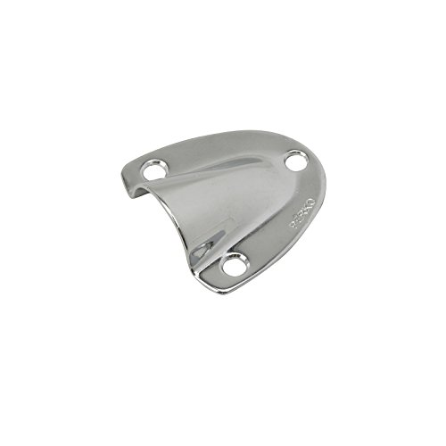 Perko 0315DP1STS Stainless Steel Clam Shell Ventilator - 1-5/8