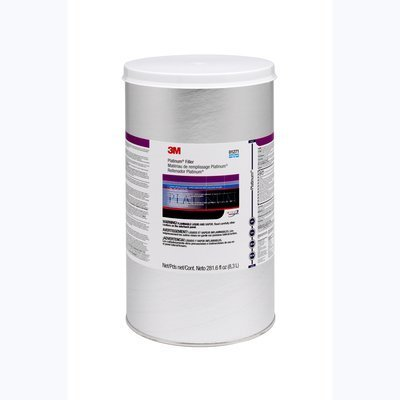 3M(TM) Platinum(TM) Filler, 01271, 3 Gallon (US) Cartridge, 2 per case