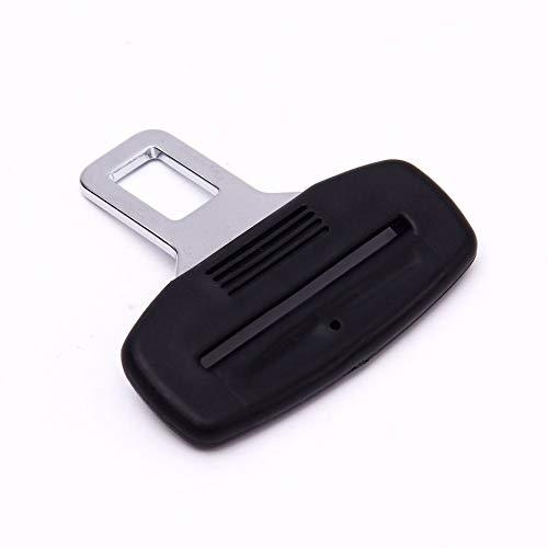 Deasengmins Accesorios universales para el Coche Clip de cintur/ón de Seguridad del Coche Hebilla del cintur/ón del Asiento del autom/óvil Abridores de Botellas montados en veh/ículo Negro