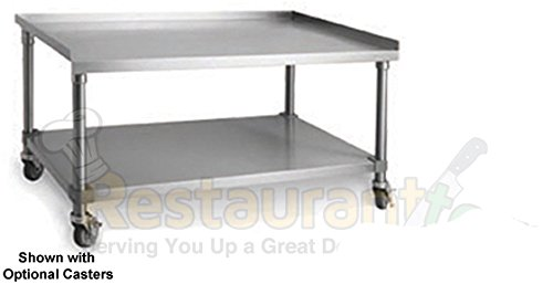 Amazon.com: Imperial Comercial Prep mesa con undershelf 54 ...
