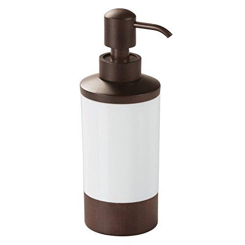 InterDesign Dispenser Kitchen Bathroom Vanities