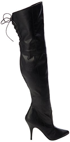 Polacchine Faux Nero Pleaser Leather Donna 8899 Legend blk xqU44YEw
