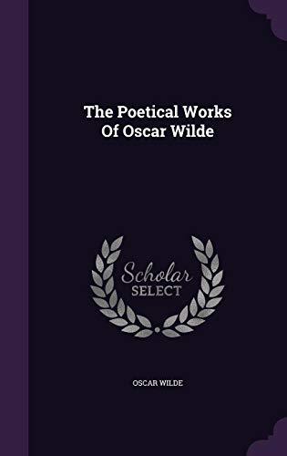 The Poetical Works of Oscar Wilde