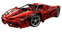 LEGO Racers 8653: Enzo Ferrari: Amazon.co.uk: Toys & Games