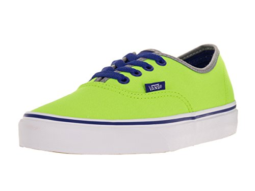 Vans Authentic Neon Vans Authentic Blue Green Neon Green qwPETUcRX