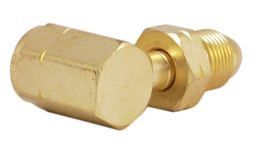 Forney acetylene regulator adaptor cga