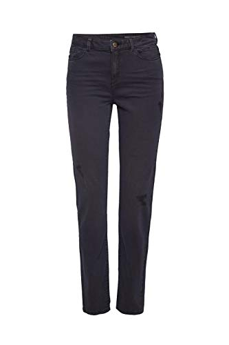 001 By black Pantaloni Esprit Nero Donna Edc 8TOxqH