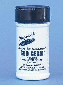 (Glo Germ Powder 4 fl. Ounce )