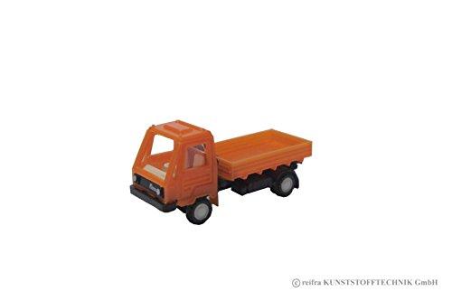 Multicar M26 L11.1 Maßstab 1:120 (TT) orange-orange- Plasticart - Made in Germany