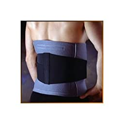 Corflex CRYOTHERM BACK WRAP W/4 GELS - Fits up to 48\