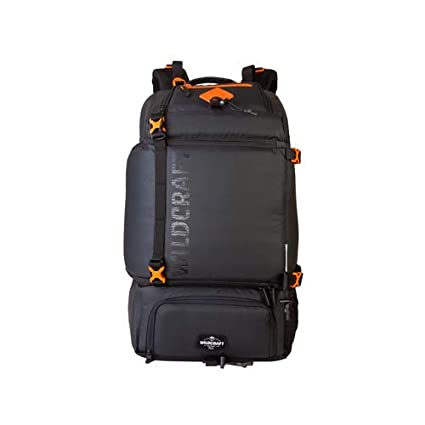62405c5b9 Buy Wildcraft Shutter Bug Pro Camera Backpack - Black Online at Low Price  in India
