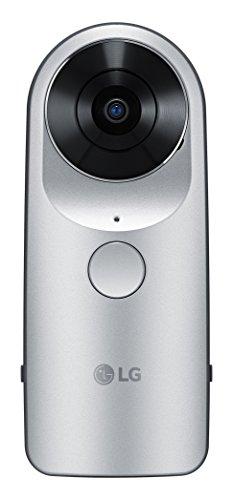 LG 360 Cam - Cámara, color gris
