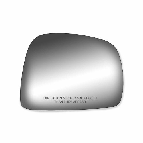 Nissan Passenger Side Mirror - Fit System 90201 Passenger Side Replacement Mirror Glass