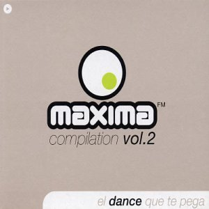 Various - Maxima FM Radio-Dance Compilation Vol. 14 - Energía Para Tu Cuerpo