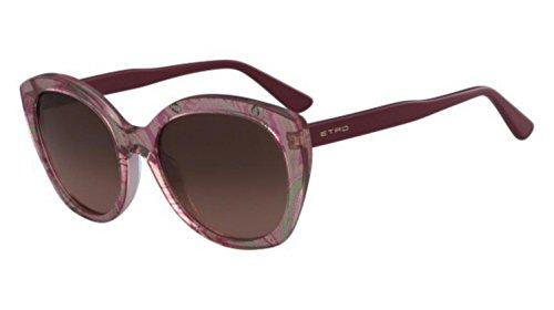 Sunglasses Etro ET 658 S 664 PINK - Etro Sunglasses