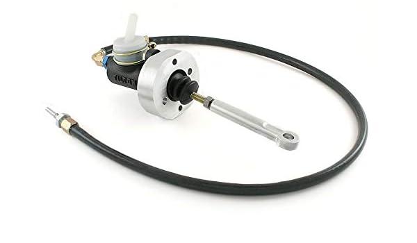 Tick Performance Adjustable Clutch Master Cylinder Kit for 97-04 Corvette C5 /& Z06