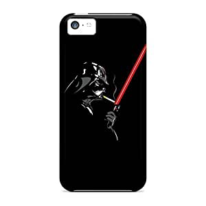 First-class Case Cover For Iphone 6 plus Dual Protection Cover Darth Vader Smoke Break