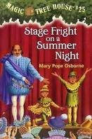Magic Tree House Books 25 - 28: Stage Fright on a Summer Night; Good Morning, Gorillas; Thanksgiving on Thursday; and High Tide in Hawaii