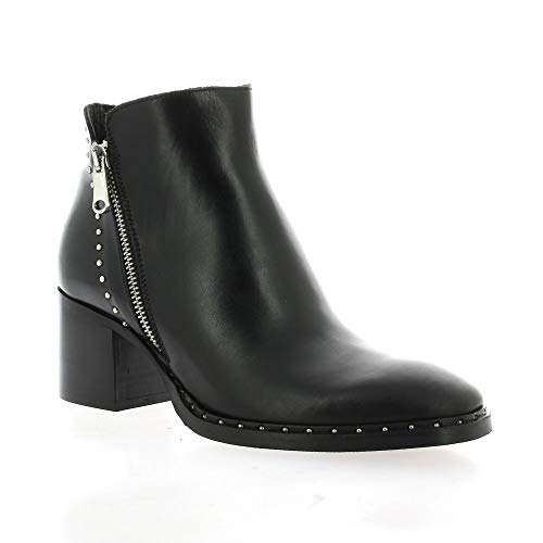 Boots nera Pao pelle Boots Pao in qH8qw6v