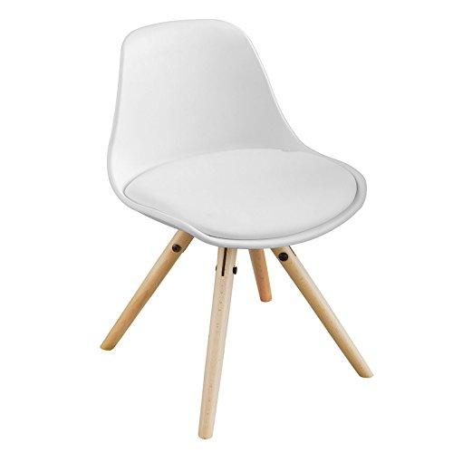 Kinderstuhl Design sobuy kinderstuhl stühlchen sitzhocker sitzhöhe 35cm weiß