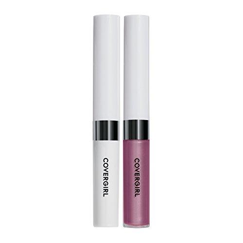 COVERGIRL Outlast Lipcolor Luminous Lilac 750 0.06 Fl Oz, 2 Count