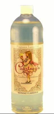 LITER - 33.5 oz Courtneys Fragrance Lamp Oils - LAVENDER FIELDS (Oil Lavender Lamp)
