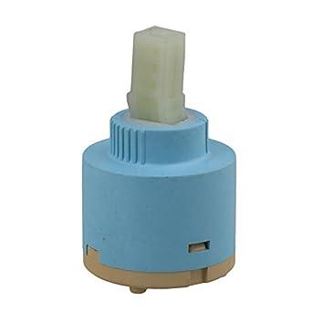 Rdexp Blau Wassersparende 40 Mm Keramikkartusche Kunststoff