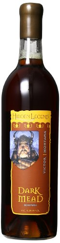 NV Hidden Legend Dark Honey Mead 750 mL
