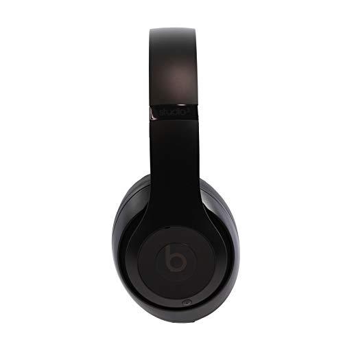Beats Studio3 Wireless Headphones - Matte Black (Refurbished)