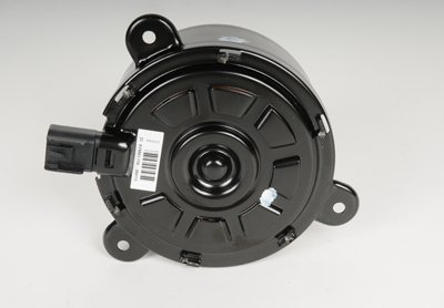 ACDelco 15-80659 GM Original Equipment Driver Side Engine Cooling Fan Motor ADW1580659