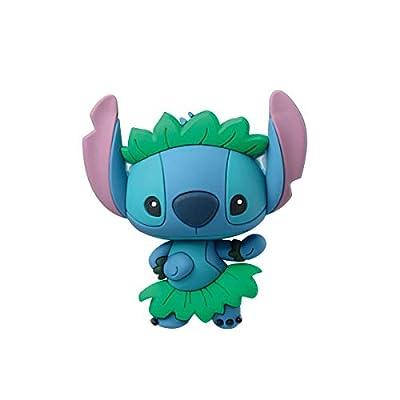 Disney Hula Stitch 3D Foam Magnet: Toys & Games