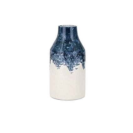 Imax 60532 Nirra Large Vase Blue